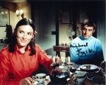 Susan Jameson & Michael Jayston - Genuine Signed Autograph 7529